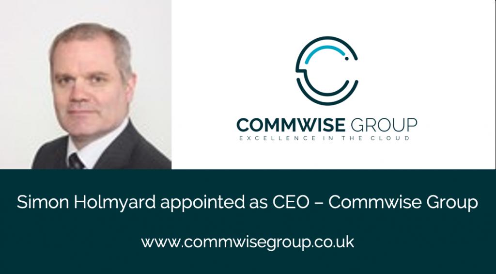 Commwise Group CEO - Simon Holmyard