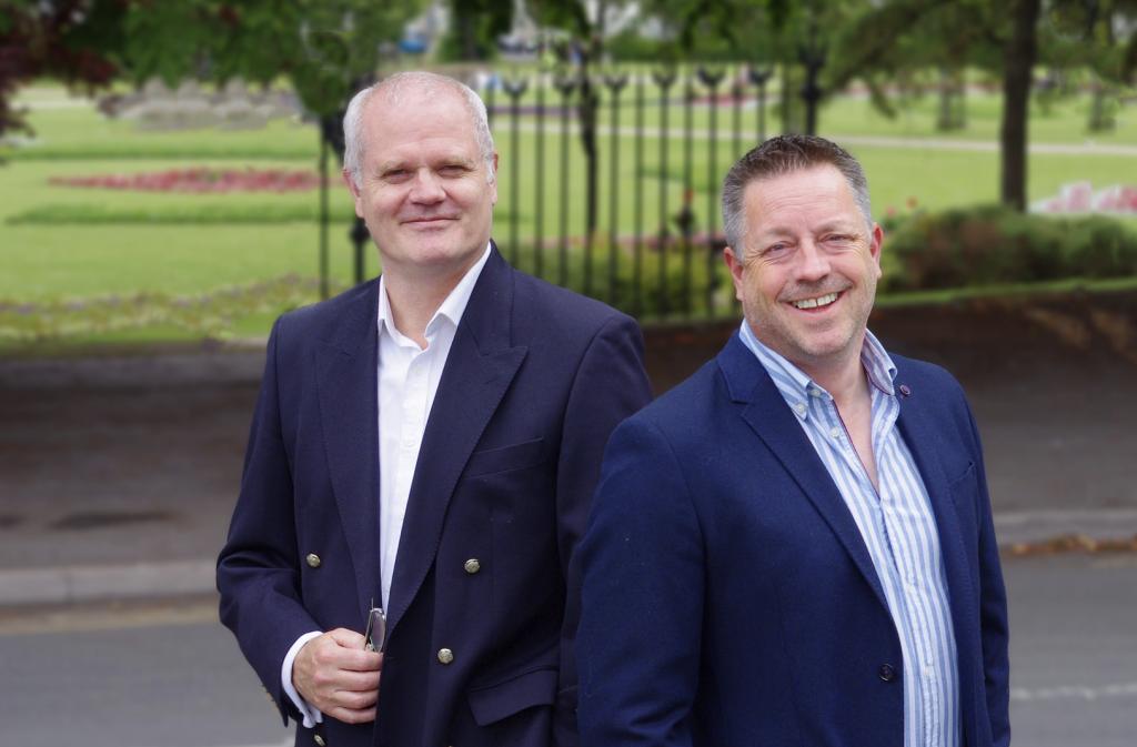 Geoff Smith and Simon Holmyard - Commwise Group Ltd